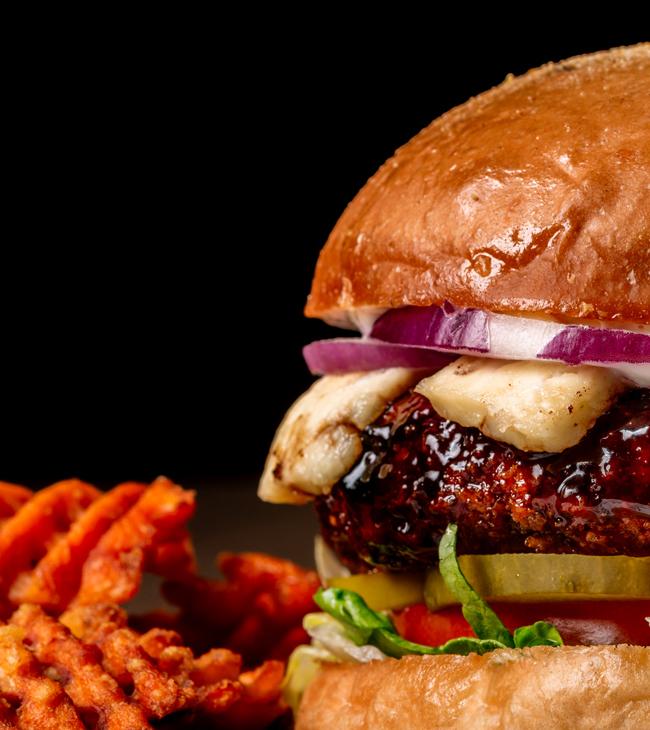 Magic Veggie Burger